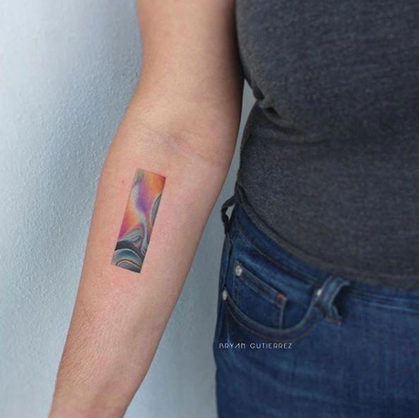 Tattoo Lesbisch