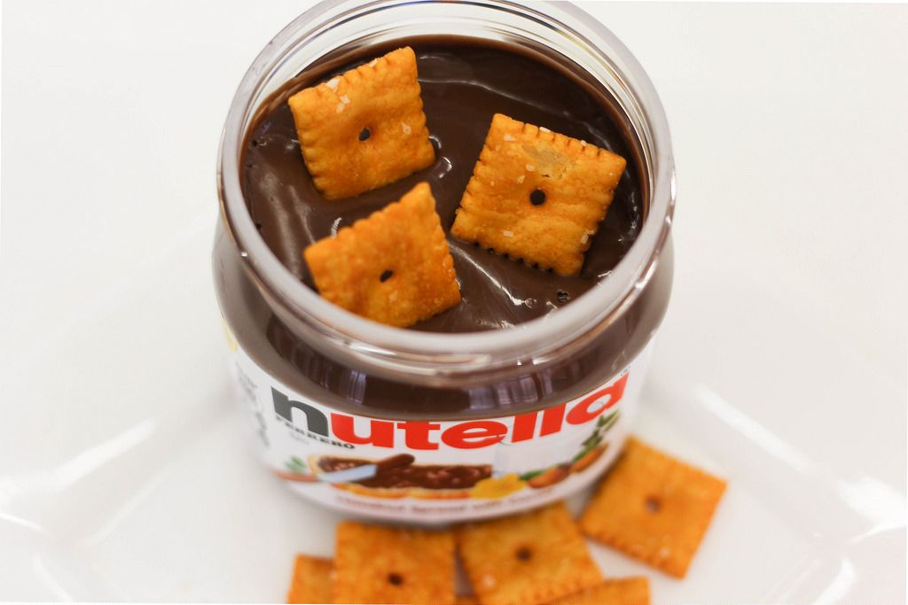 Nutella Weird Food Combinations 5