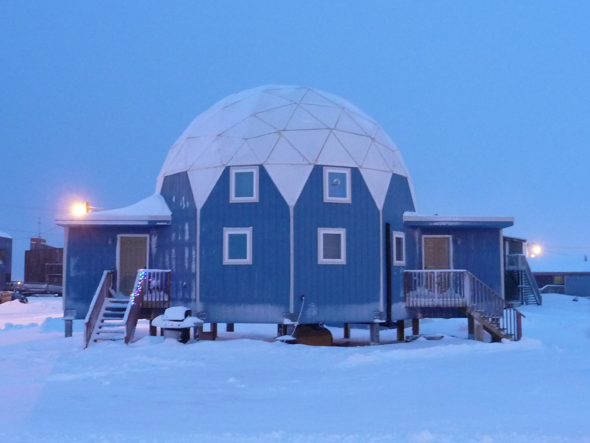 EconOdome Kits 30 ft diameter dome