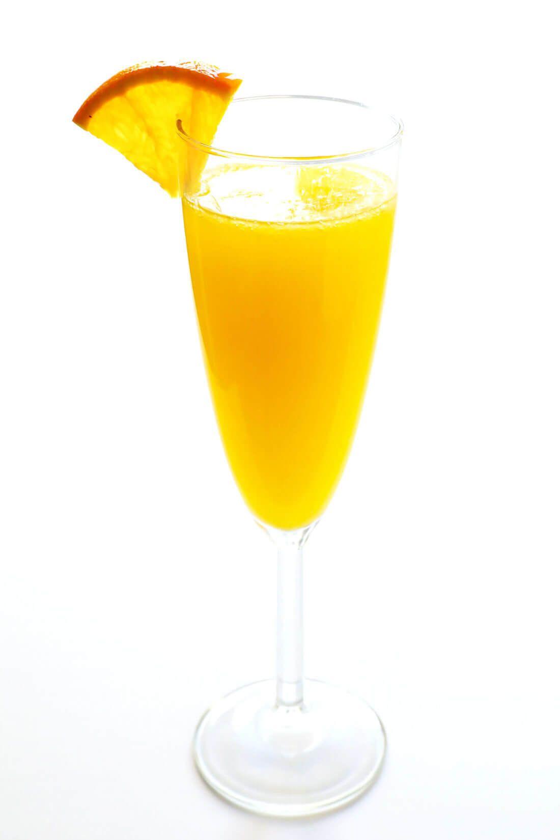 The Best Mimosa Recipe Mimosa Recipe Best Mimosa Recipe Champagne Drinks