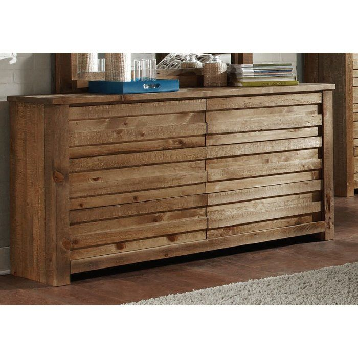 Best Bear Springs 6 Drawer Double Dresser With Images 400 x 300