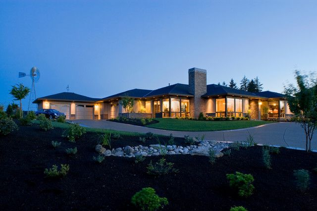 Fantastic Ranch with Exceptional Windows. Beautiful.