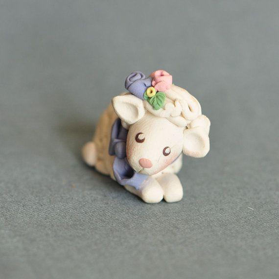 Little Clay Lamb.