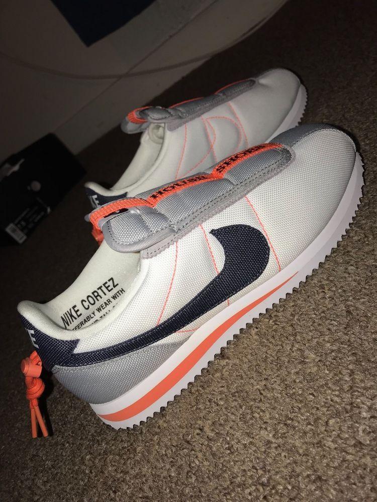 5ef900ff7a90 Nike Cortez Kenny IV Basic Slip Kendrick Lamar AV2950-100 White ...
