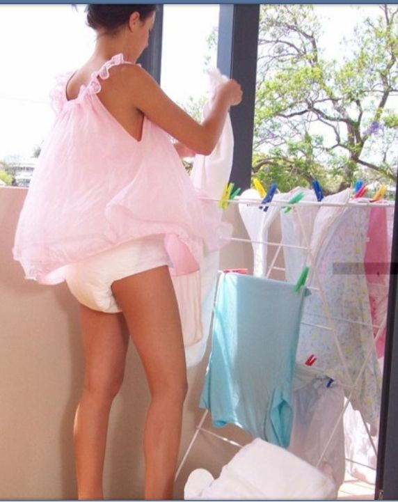 Nighties need special handling and so do the babies in ...