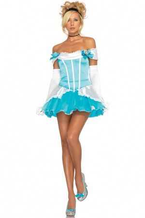 Leg Avenue Glass Slipper Princess Costume  sc 1 st  Pinterest & Leg Avenue Glass Slipper Princess Costume   Womenu0027s Costume   Pinterest