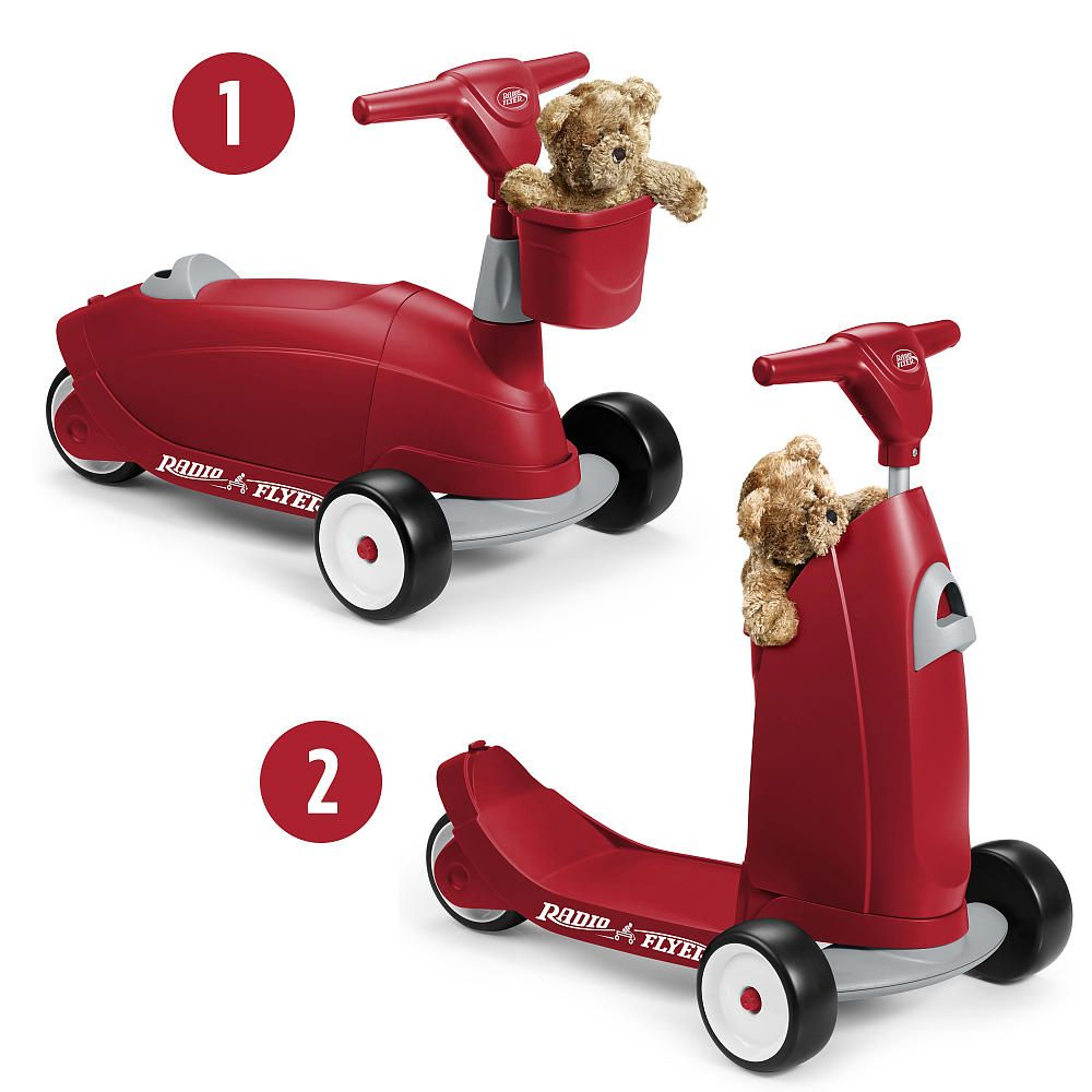 Radio Flyer Ride 2 Glide Scooter Radio Flyer Toys R Us Mason