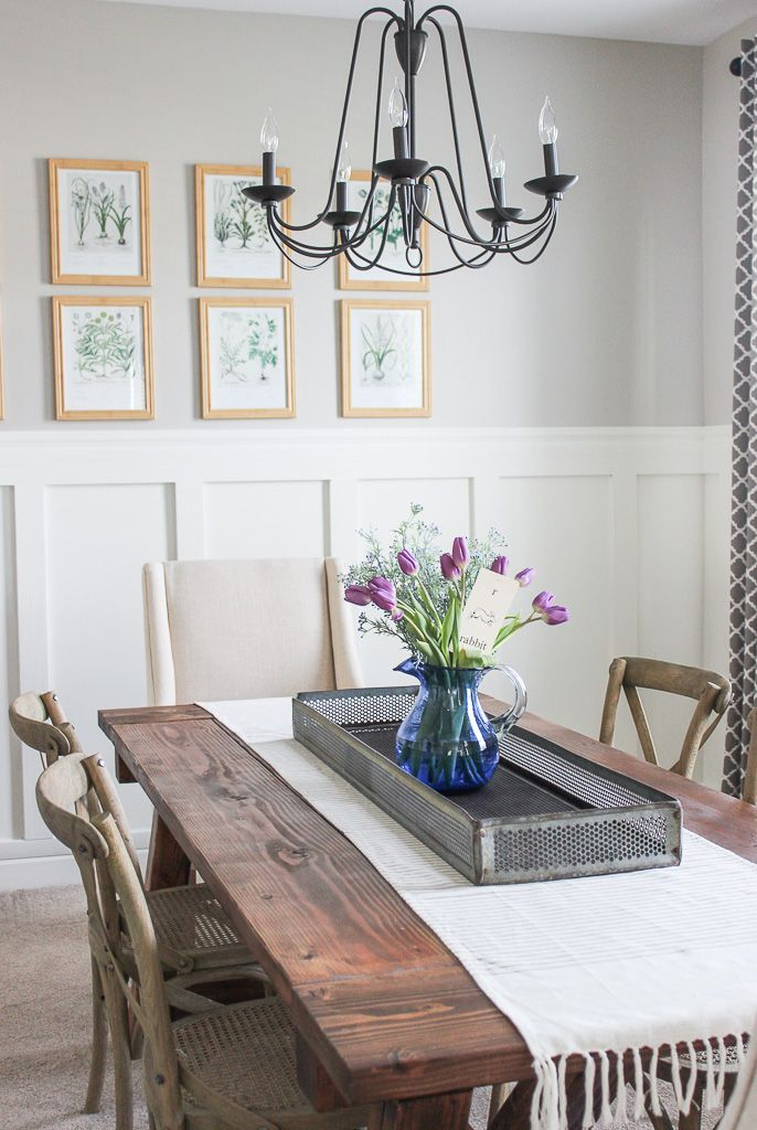 Spring Home Tour With Lots Of Simple Decorating Ideas For The New Season DecorationsDining Room