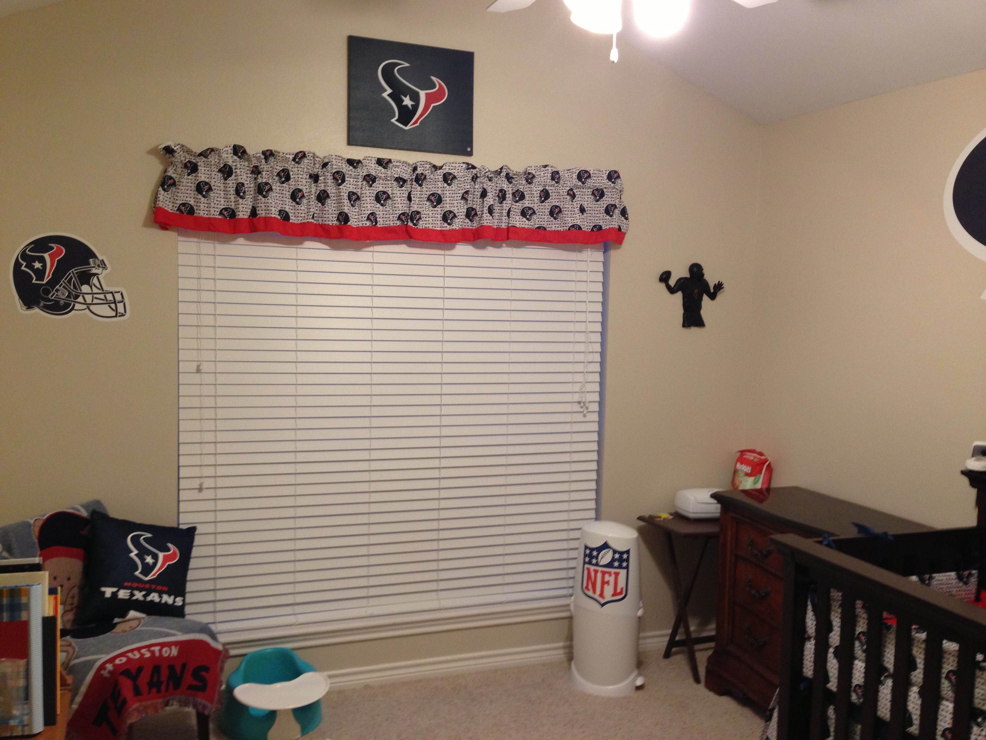 Houston Texans Nursery