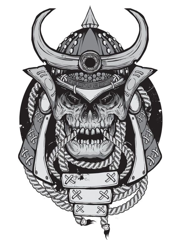 Asian Tattoos Illustrations: 085 - The New New (Illustrations) On Behance