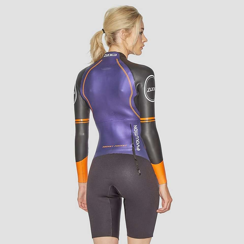 Zone 3 Evolution Swim Run Women s Wetsuit  cf4331bd8c5a