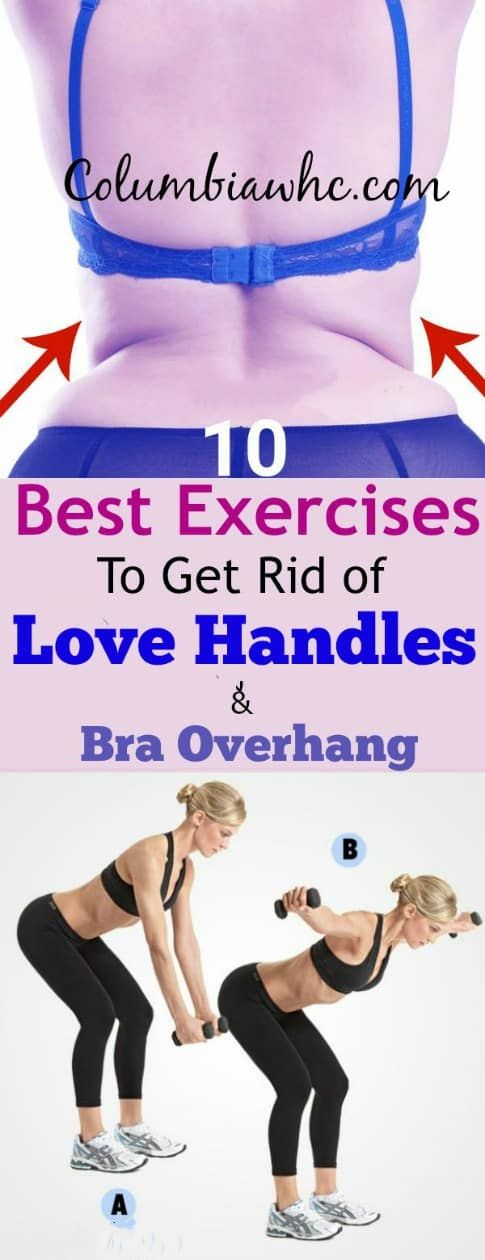 8 Best Exercises To Get Rid Of Love Handles In 2 Weeks – Melt Back Fat And Build Toned Muscle