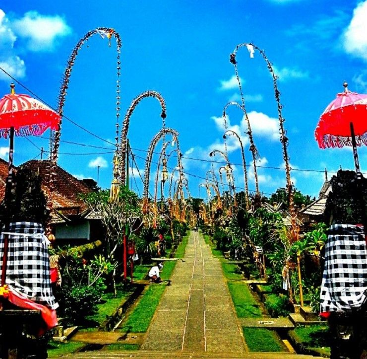 Desa Wisata Penglipuran Bali Desa Wisata In 2019 Bali