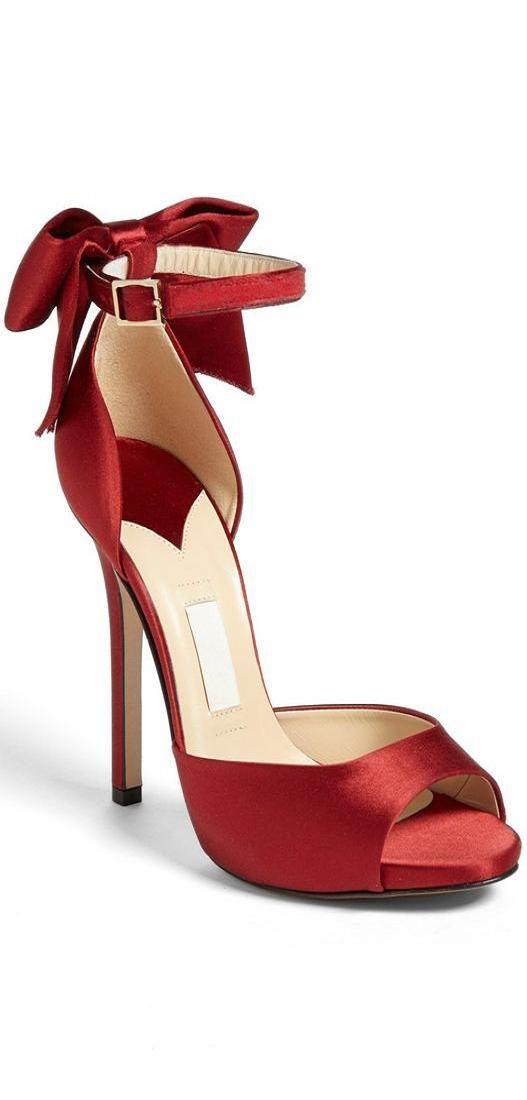 Sapato Salto Alto Brilliance Preto   AMOHA
