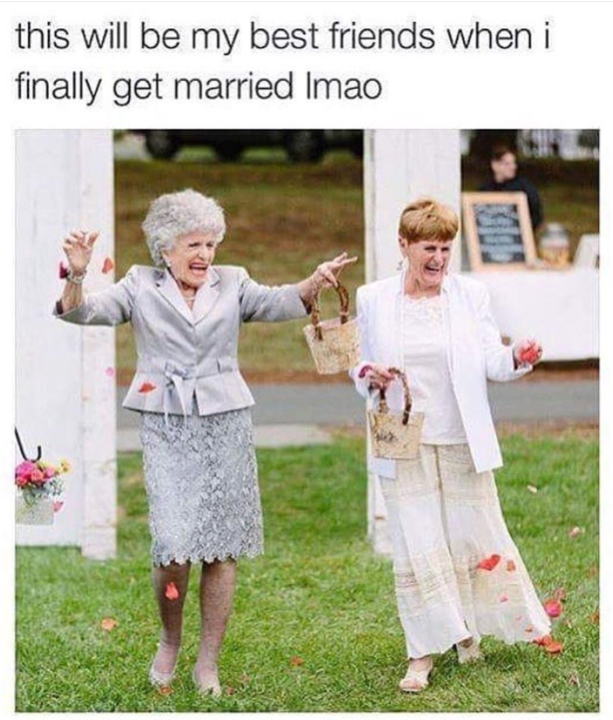 This Will Be My Best Friends When I Finally Get Married Getting Married Funny Getting Married Quotes Married Quotes