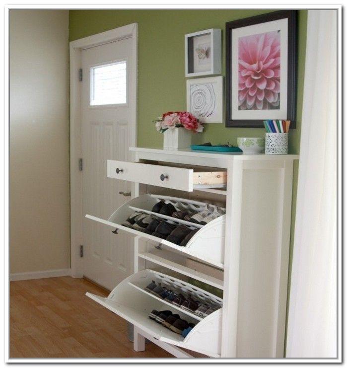 Hallway Shoe Storage Ideas