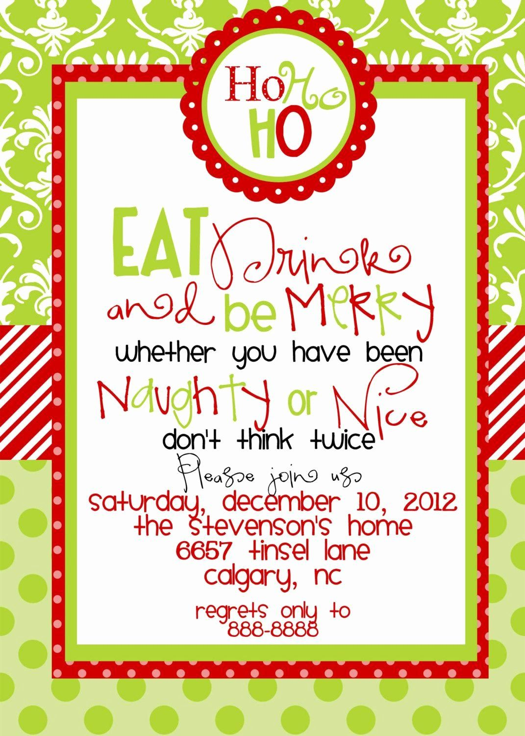 Free Christmas Party Invitations Template Elegant Ch Christmas Party Invitation Wording Free Christmas Invitation Templates Christmas Party Invitation Template