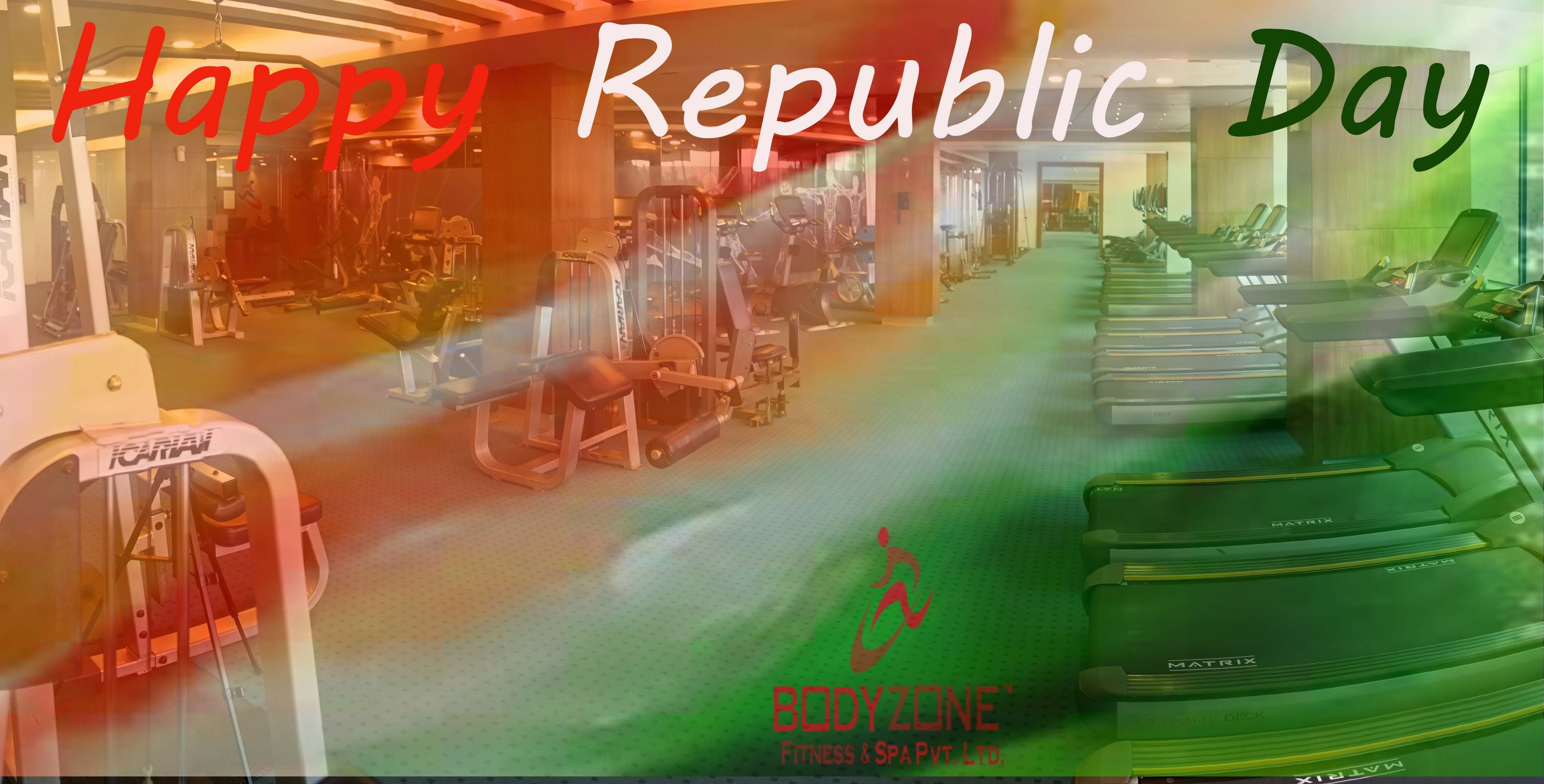 Jai Hind and a very happy Republic Day from team Body Zone