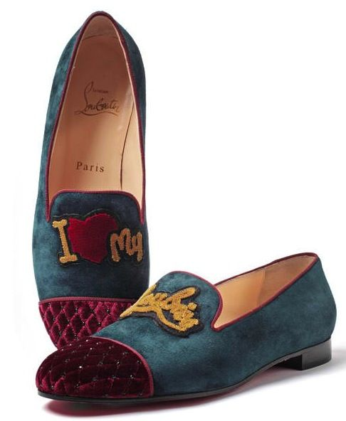 slippers chaussures Louboutin Louboutin Louboutin automne hiver 2013 2014 Chaussures 0be321