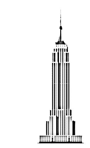 skyscraper clipart black and white. empire state building google search buildingskyscrapers typography skyscraper clipart black and white k
