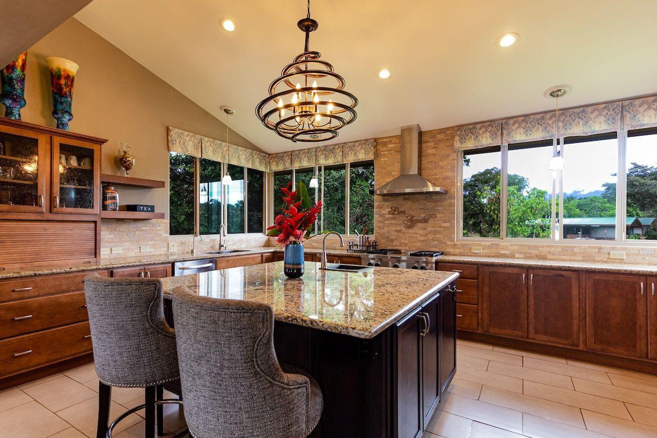 Hidden Island Support Bracket In 2020 Countertops Granite Countertops Kitchen Design