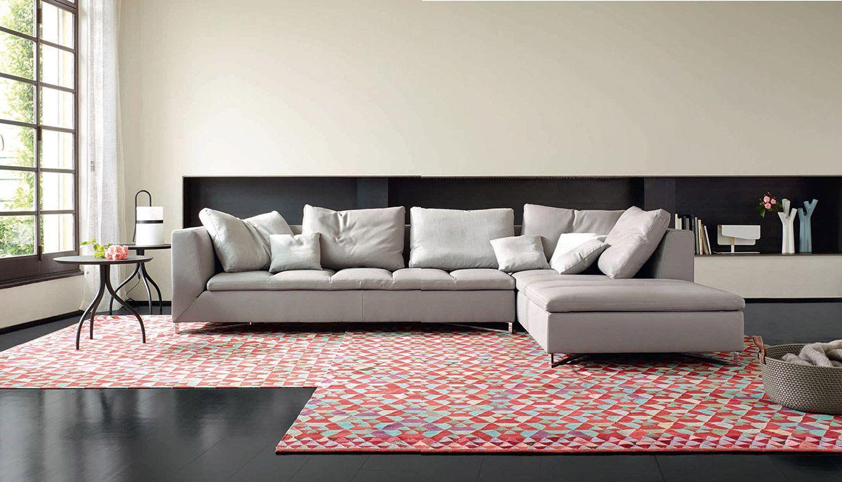Sofa Exclusif De Didiergomez Para Ligneroset Living Room