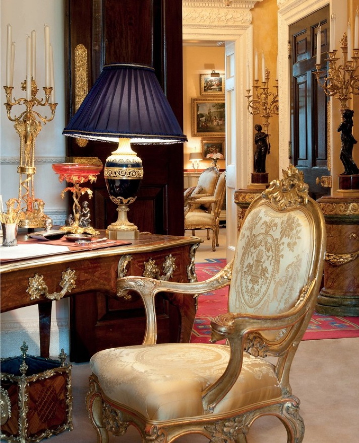 Se orial decoracion for Decoracion de casas victorianas