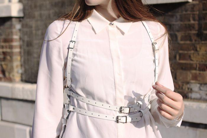 New harness by Zana Bayne