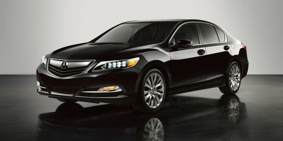 rlx with advance package in crystal black pearl | 2014 rlx