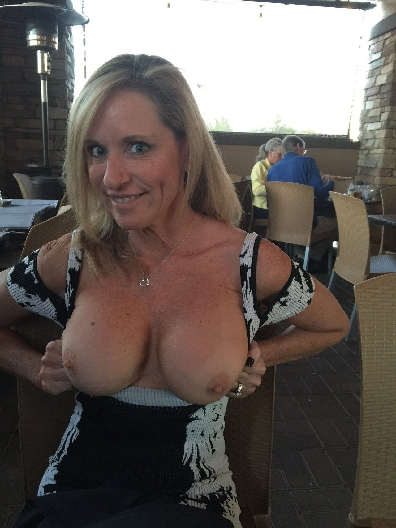 Teen with puffy nipples