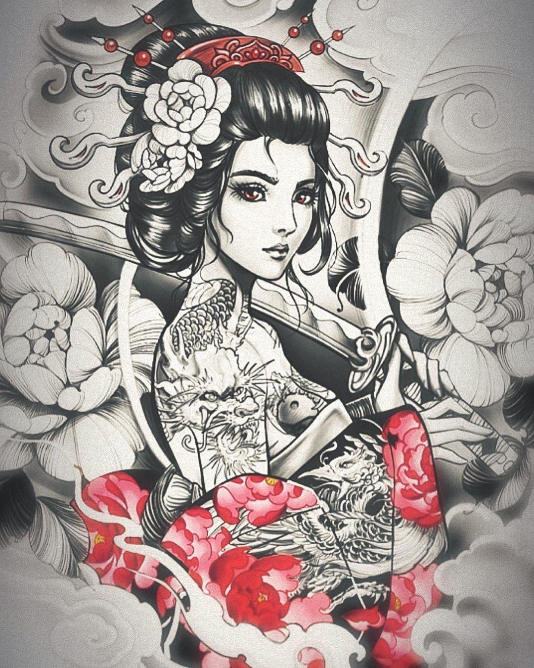 """Cindy Liu trên Instagram """"No name 👻"""" em 2020 Tatuagem"""