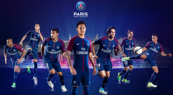 Paris SaintGermain PSG maillot de foot pas cher Maillot