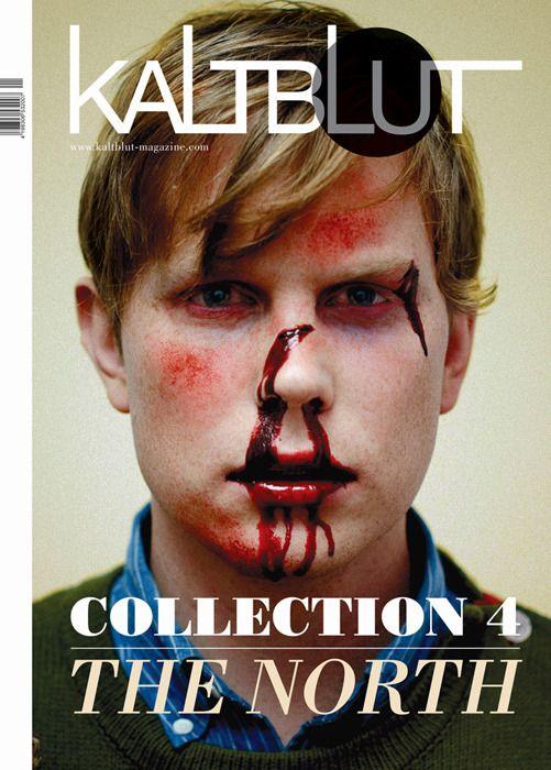 Kaltblut #4 cover
