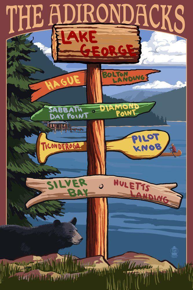 Indian Head - ADKs | Adirondacks, Lake, Lower