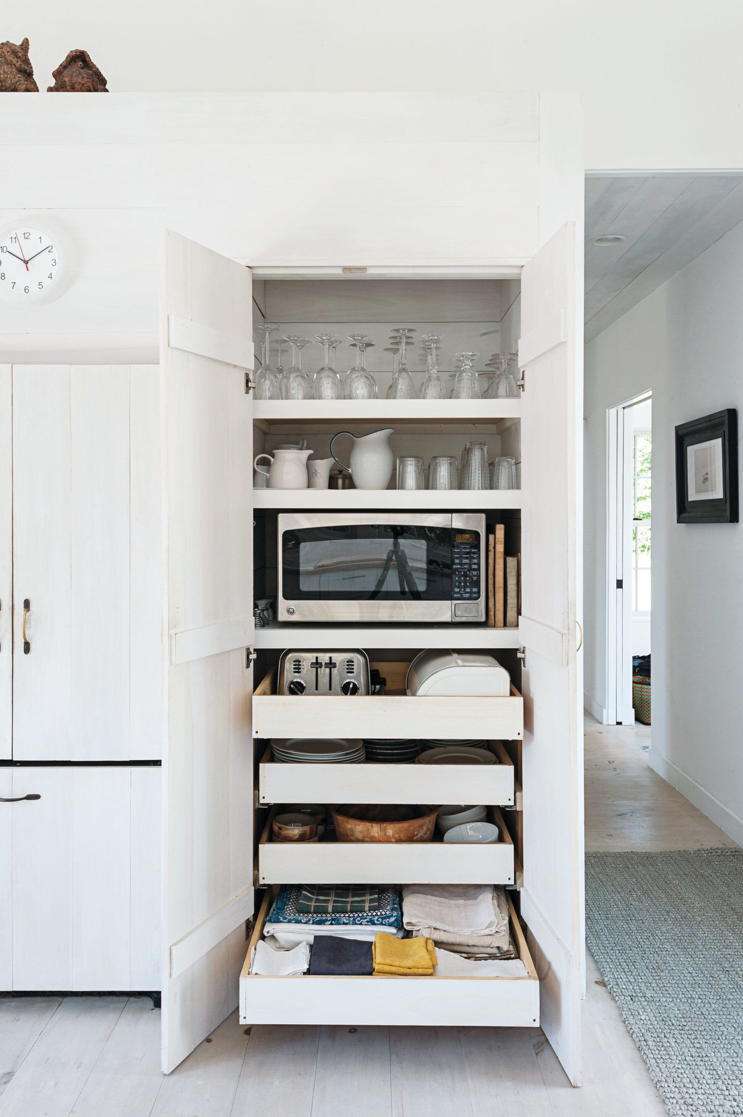 14 Strategies for Hiding the Microwave