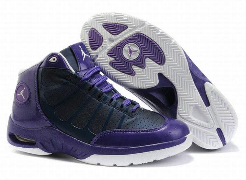 nike enfant garcon chaussure violet