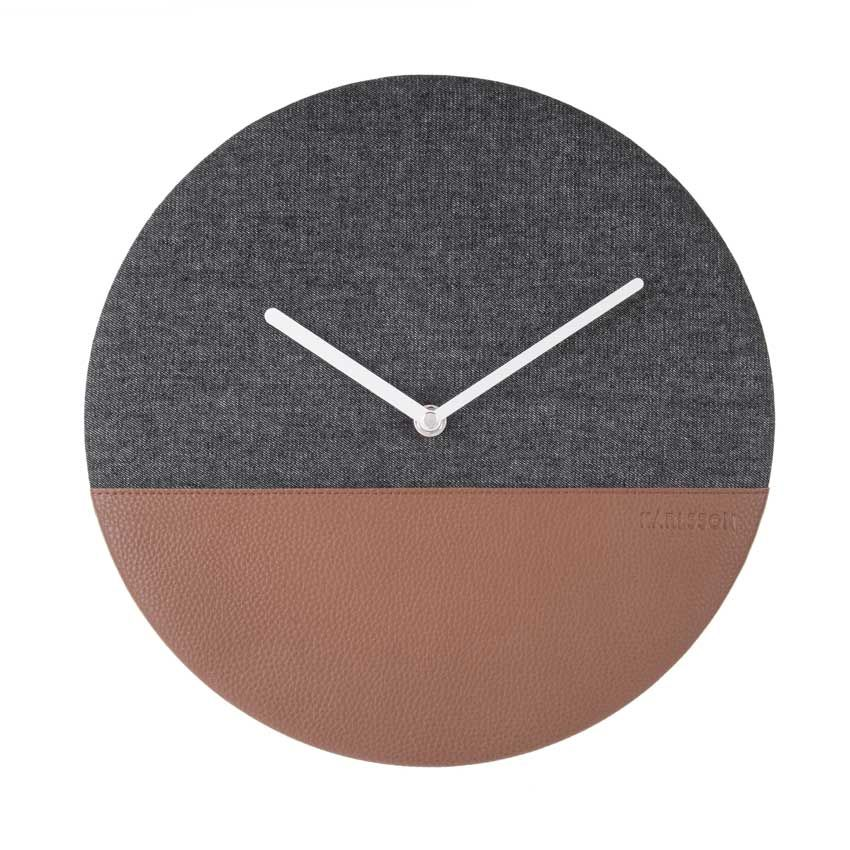 Horloge Cuir Et Jean Horloge Murale Karlsson Pas Cher Muraem Horloge Murale Horloge Murale Originale Horloge
