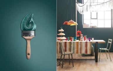 Wohnen Mit Farben Trendfarbe Jade Bild 5 Schoner Wohnen Farbe Schoner Wohnen Trendfarbe Schoner Wohnen