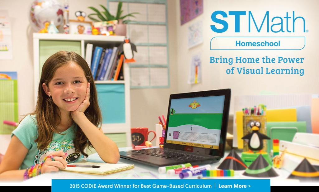 ST Math Homeschool Math Online Program   Homeschool Math Resources ...