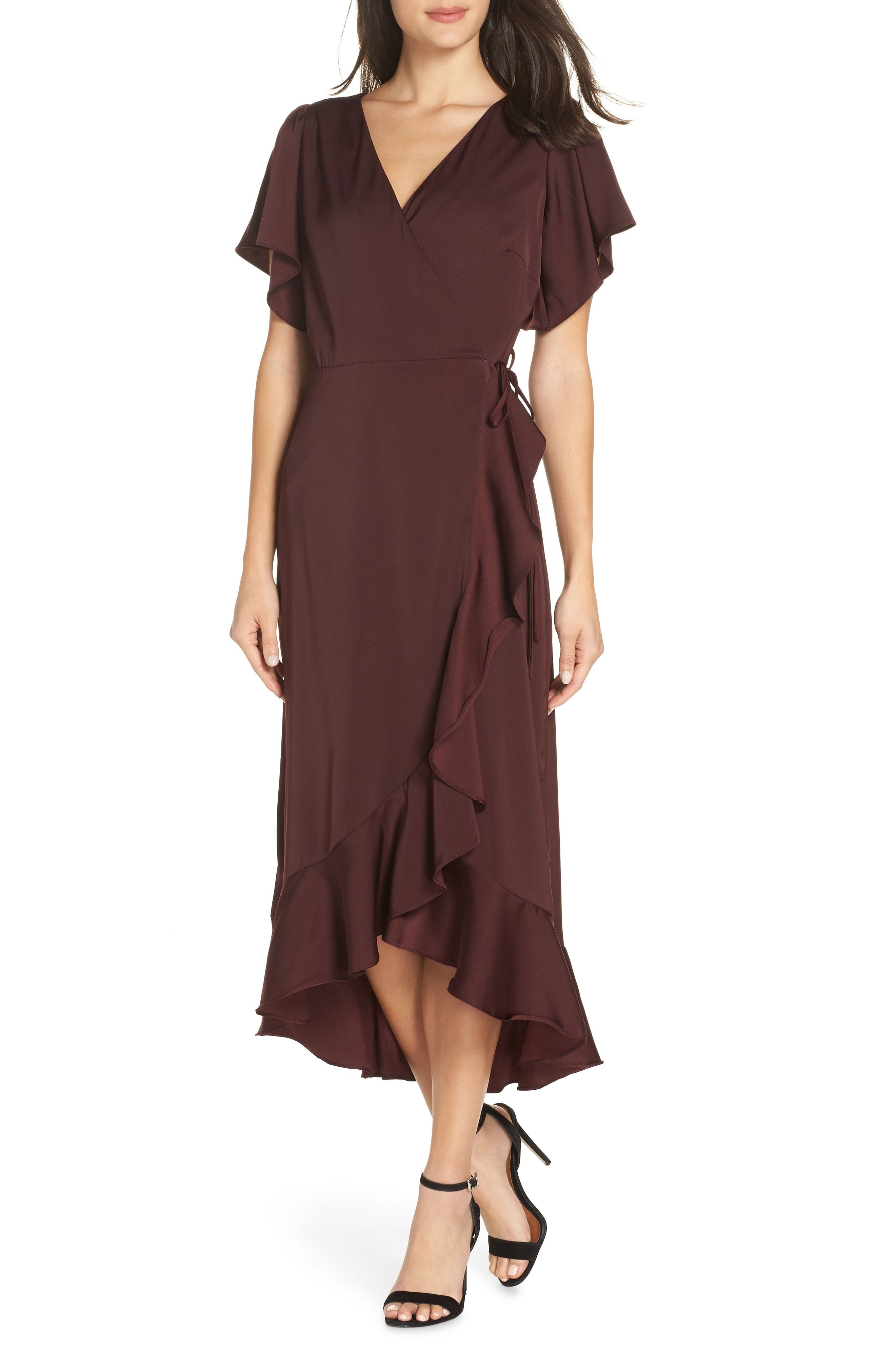 Fall Wedding Guest Dresses For Every Budget Wedding Guest Dress Long Simple Wedding G Trendy Cocktail Dresses Fashion Clothes Women Best Cocktail Dresses [ 4048 x 2640 Pixel ]
