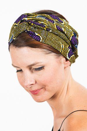 bandeau cheveux tissu africain gk3 coiffure pinterest bandeau cheveux bandeaux et foudre. Black Bedroom Furniture Sets. Home Design Ideas