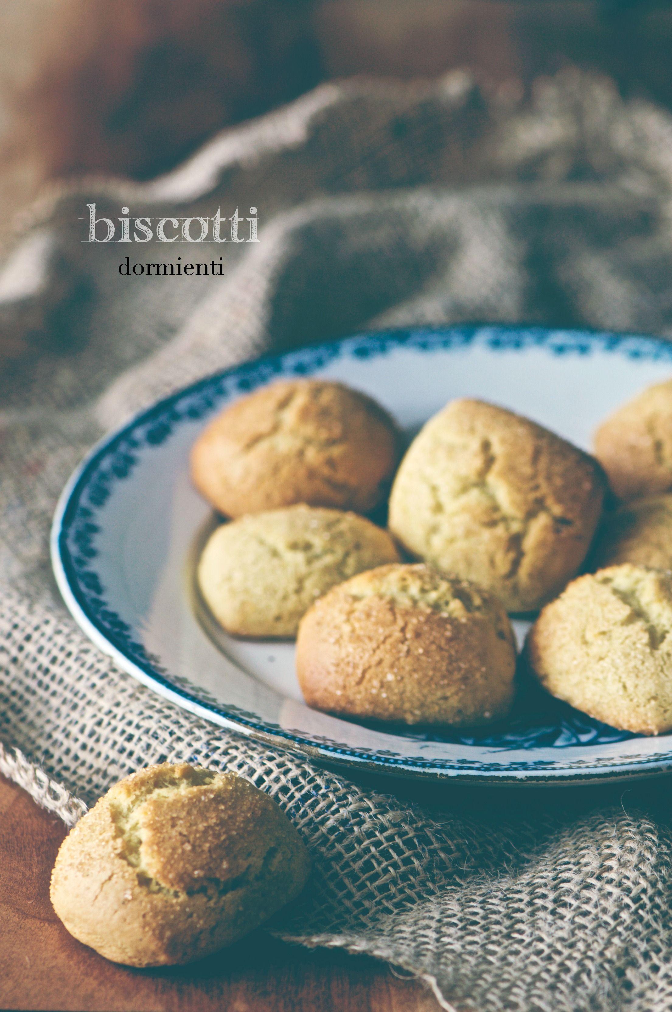 Biscotti dormienti  Cookies