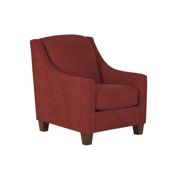 Crimson Accent Chair | Brianu0027s Furniture