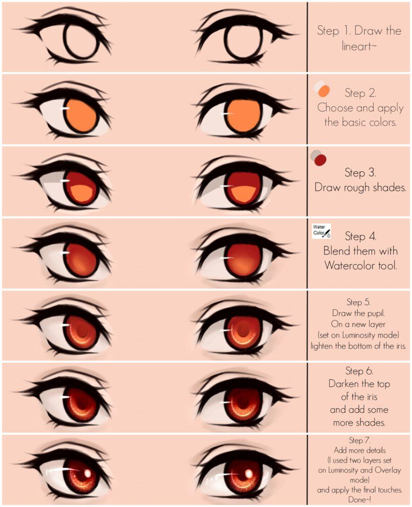 This is a photo of Impertinent Eye Injury Drawing References