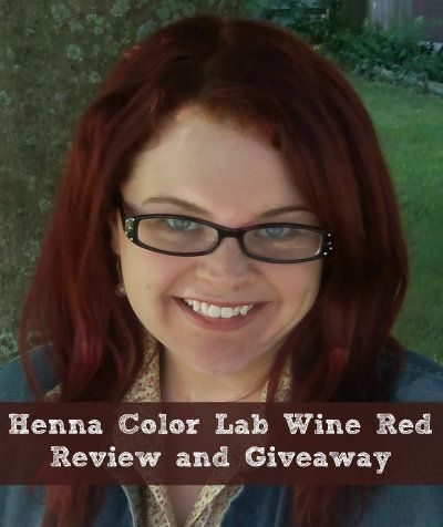 Henna Color Lab Wine Red Review And Giveaway Healthy Choices