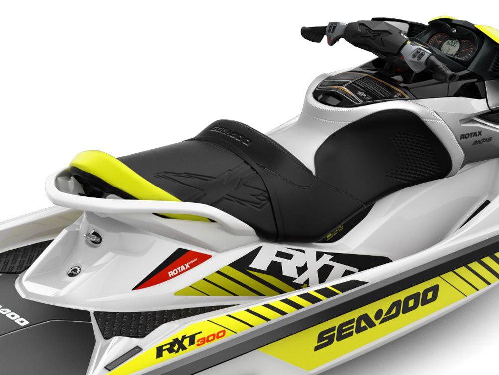 2017 Sea Doo Rxt X 300 Seat
