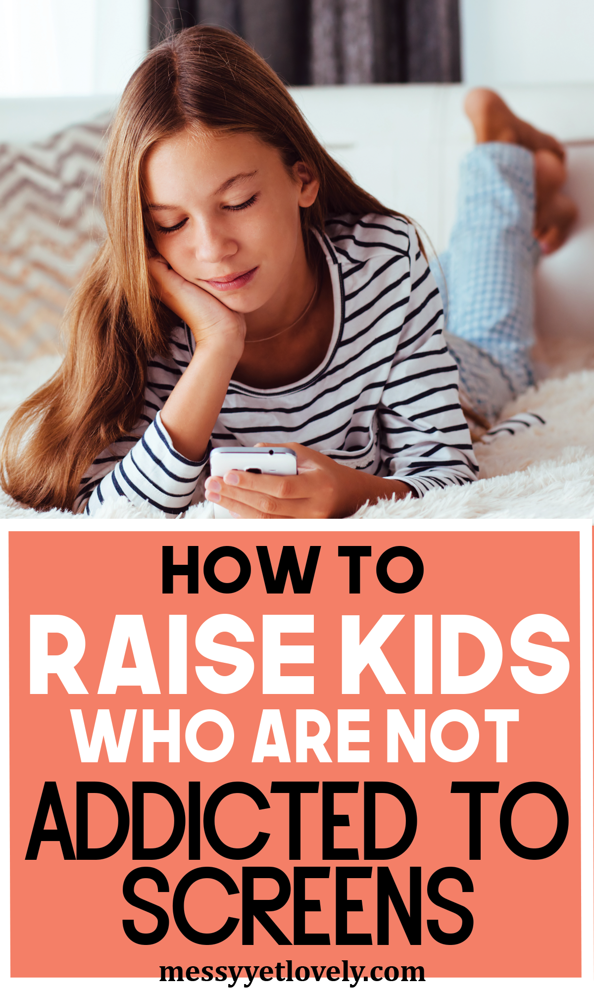 Smartphones and other electronic devices have become an inevitable part of our lives Therefore it has become essential to establish rules for limiting screen time for kid...