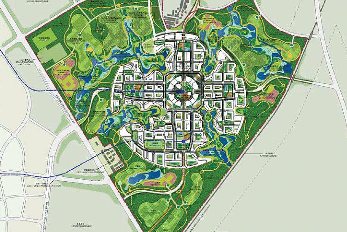 Image Result For Garden City Letchworth England Master Plan