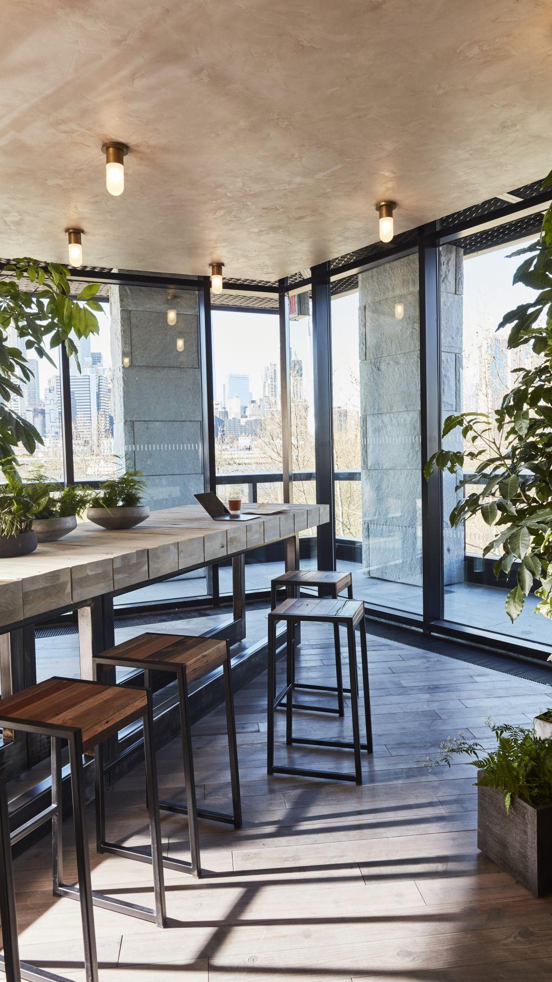 Hotel Rooms Interior Design: 1 Hotel Brooklyn Bridge In New York City