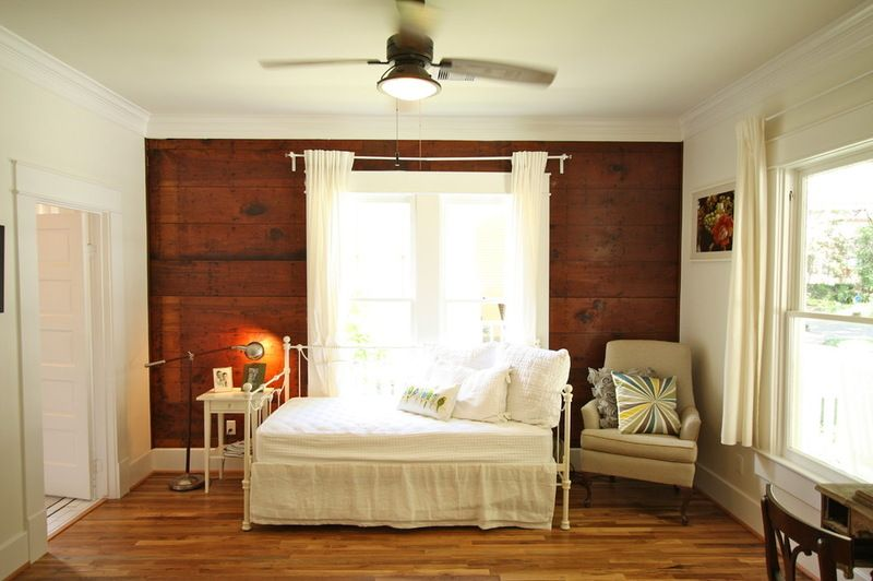Traditional Bedroom Craftsman Rehab In Houston Heights - Craftsman home rehabilitation in houston